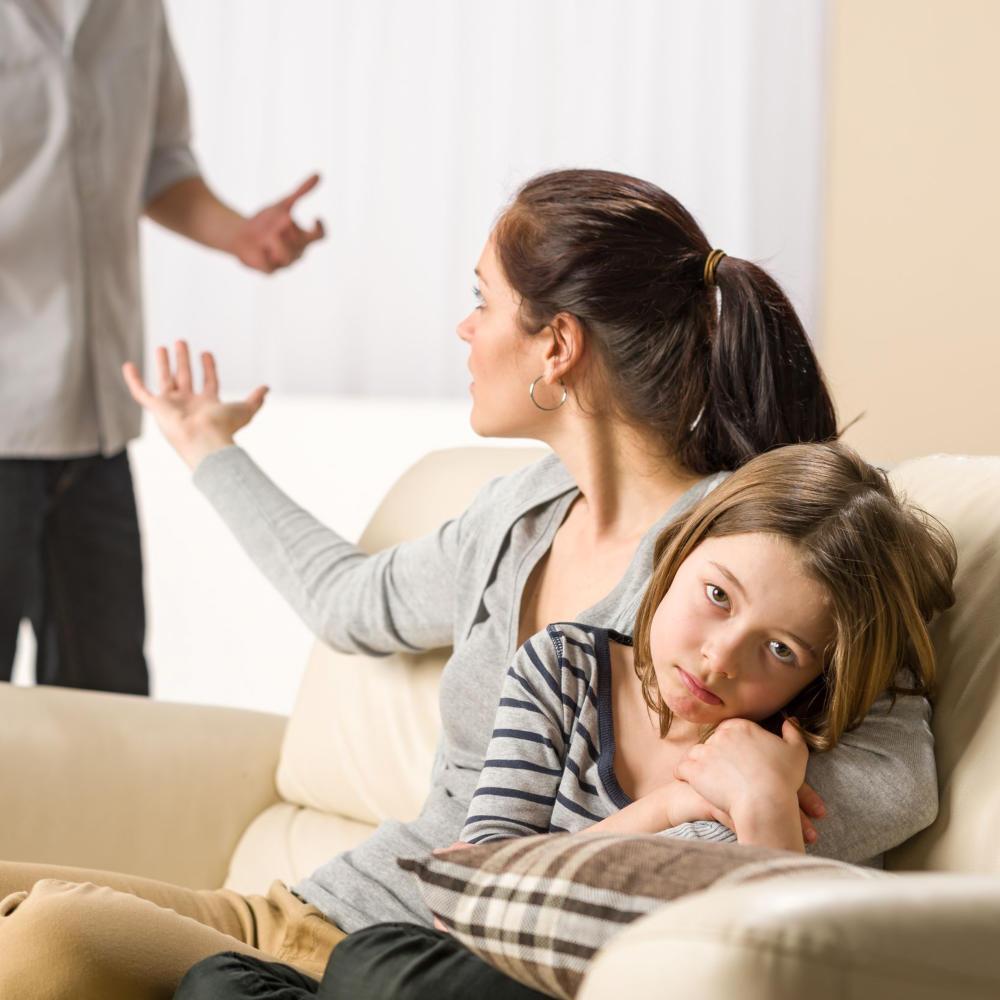 Családi problémák a gyerek szemszögéből