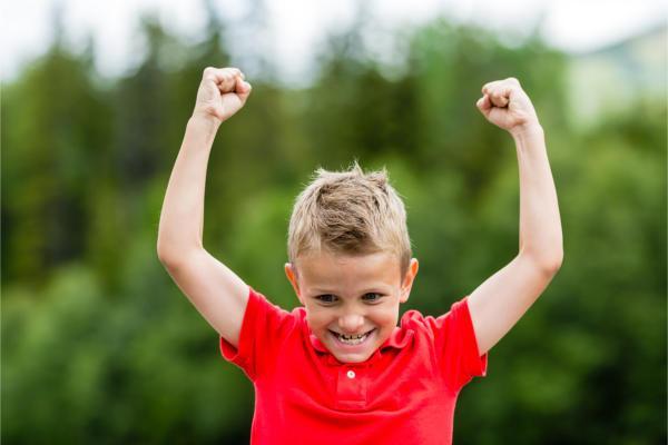 Gyermeked önbizalom növelése EFT-vel
