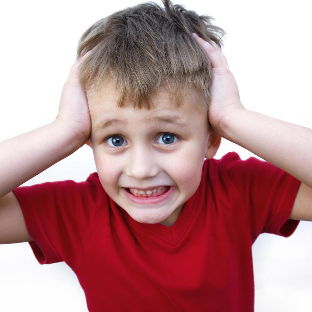 Gyerek és a stressz
