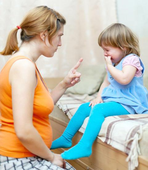 A negatív szülői érzések