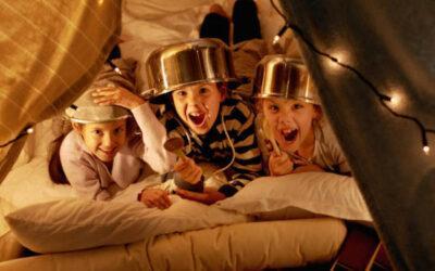 120 hasznos elfoglaltság gyerekeknek otthon