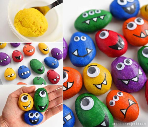 Kézműves elfoglaltság gyerekeknek