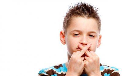 Mi az oka, hogy gyermekem csúnyán beszél? – 1. rész