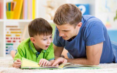 A mese olvasás fontossága a gyerekek életében
