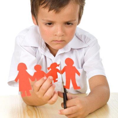 Mit jelent a válás a gyermek szemszögéből?