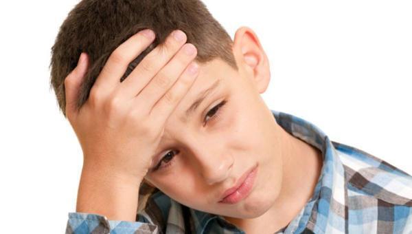 A szorongó gyermek tünetei különböznek lányoknál és fiúknál