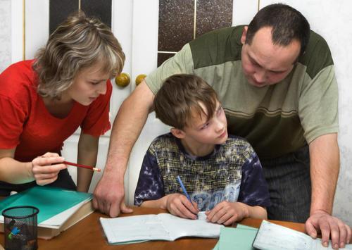 Mikor NE tanuljunk együtt a gyermekkel?