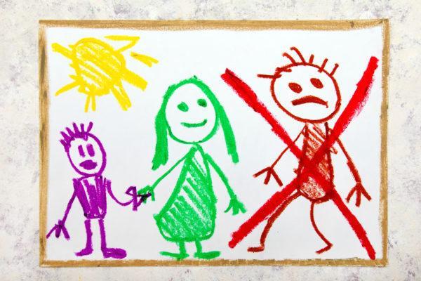 A szülői elidegenítés hatása gyerekkorban