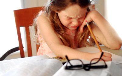Tanulási nehézség: Nem megy a tanulás!