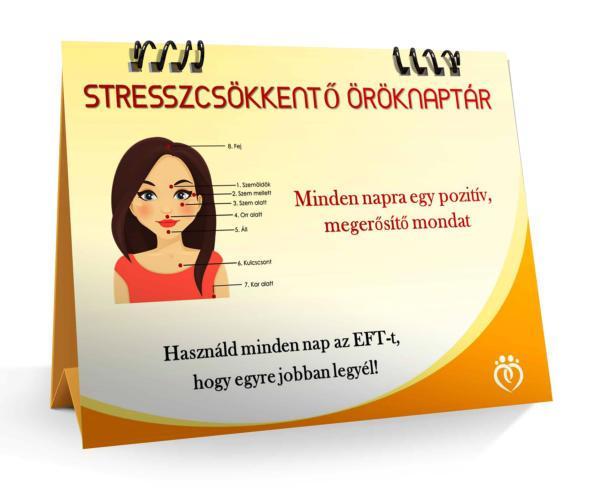 Stresszcsökkentő Öröknaptár a boldogságodért