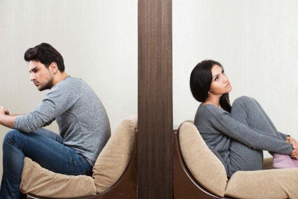 Hogyan hat a párodra, ha türelmetlen vagy vele?