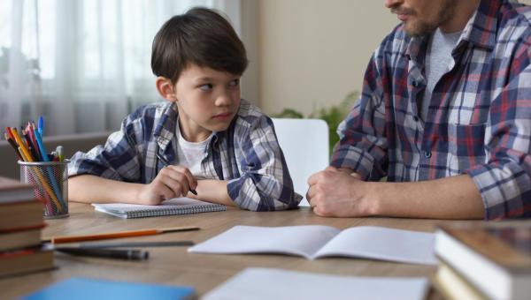 A szülő és a gyerek eltérő, vagy hasonló temperamentumú