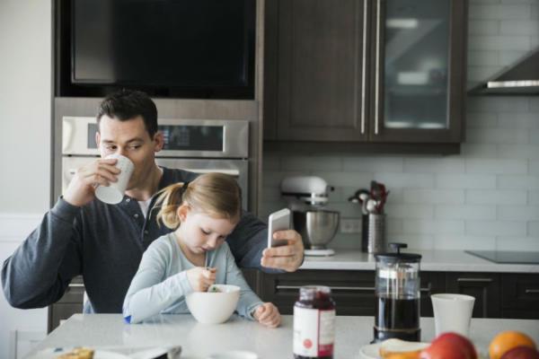 De az apáknál is jelentkezhet a türelmetlenség