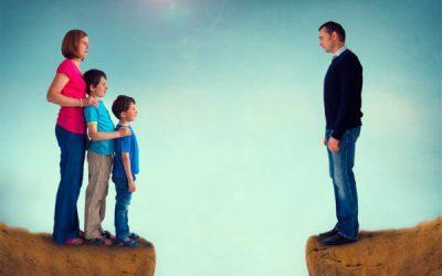 Elvált szülők gyerekeinek lelki sérülései