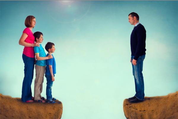 Elvált szülők gyerekeinek lelki sérülései - Mit tehetek szülőként?