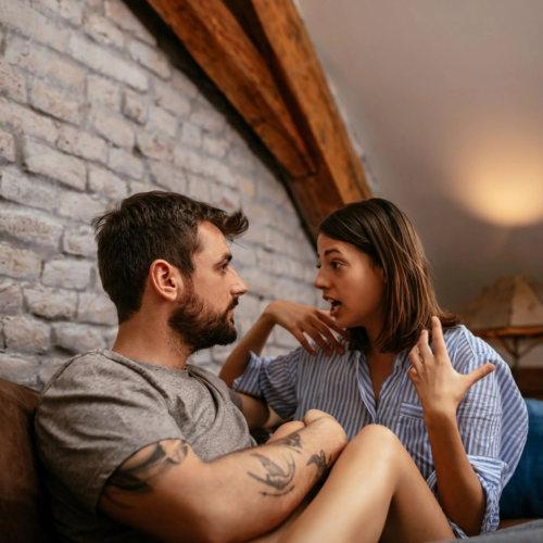 A válás okai - Megbeszélni a konfliktusokat