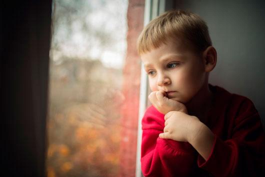 A válás utáni lelkiismeret furdalás legyőzése a gyerekek érzéseitől is függ